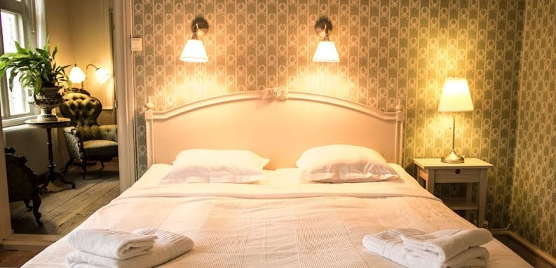 Hotell lakan